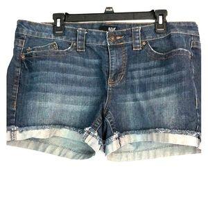 a.n.a jean shorts